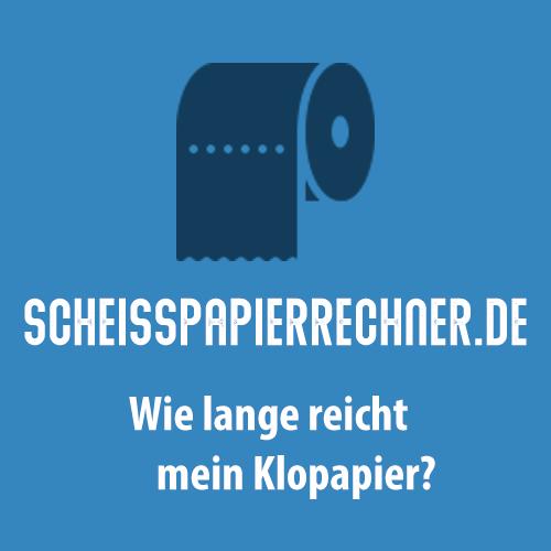 www.scheisspapierrechner.de